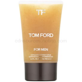 Tom Ford For Men energizujúci pleťový peeling 100 ml
