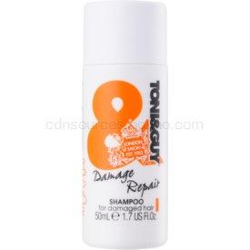 TONI&GUY Damage Repair šampón pre poškodené vlasy 50 ml
