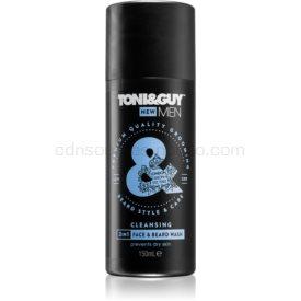 TONI&GUY Men hydratačný šampón na tvár a fúzy 150 ml