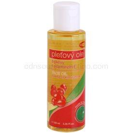 Topvet Face Care šípkový olej s vitamínom E 100 ml