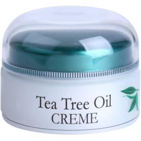 Topvet Tea Tree Oil krém pre problematickú pleť, akné 50 ml