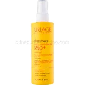Uriage Bariésun sprej na opaľovanie bez parfumácie SPF 50+ 200 ml