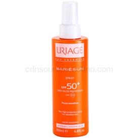 Uriage Bariésun sprej na opaľovanie SPF 50+ 200 ml