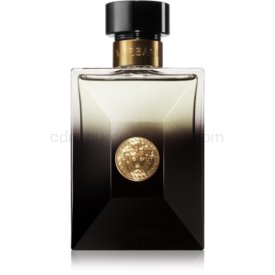 Versace Pour Homme Oud Noir Parfumovaná voda pre mužov 100 ml