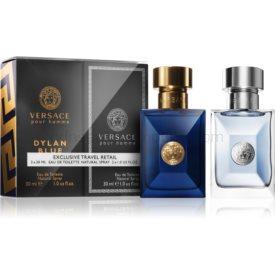 Versace Dylan Blue & Pour Homme darčeková sada II. pre mužov