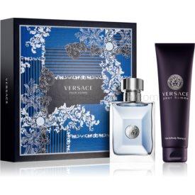 Versace Pour Homme darčeková sada XIX. toaletná voda 100 ml + šampón a sprchový gél 150 ml