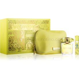 Versace Yellow Diamond darčeková sada XII. pre ženy