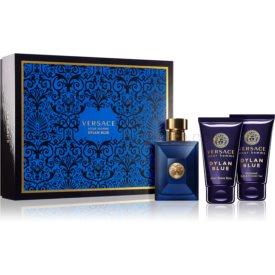 Versace Dylan Blue Pour Homme darčeková sada III. pre mužov