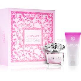Versace Bright Crystal darčeková sada II. pre ženy