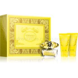 Versace Yellow Diamond darčeková sada I. pre ženy