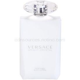 Versace Bright Crystal telové mlieko pre ženy 200 ml