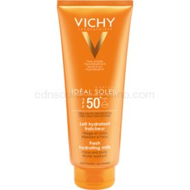 Vichy Idéal Soleil Capital ochranné mlieko na telo a tvár SPF 50+ 300 ml