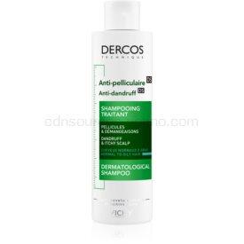 Vichy Dercos Anti-Dandruff šampón proti lupinám pre normálne až mastné vlasy 200 ml