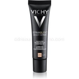 Vichy Dermablend 3D Correction vyhladzujúci korekčný make-up SPF 25 odtieň 25 Nude 30 ml