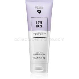 Victoria's Secret PINK Love Haze telové mlieko pre ženy 236 ml