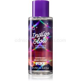 Victoria's Secret PINK Indigo Glow parfémovaný telový sprej pre ženy 250 ml
