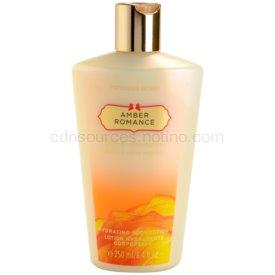 Victoria's Secret Amber Romance Amber & Créme Anglaise Telové mlieka pre ženy 250 ml telové mlieko