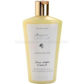Victoria's Secret Lemon Escape Telové mlieka pre ženy 250 ml telové mlieko