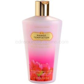 Victoria's Secret Mango Temptation Mango Nectar & Hibiscus Telové mlieka pre ženy 250 ml telové mlieko