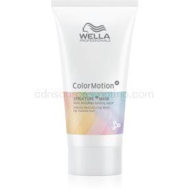 Wella Professionals ColorMotion+ maska na vlasy na ochranu farby 30 ml