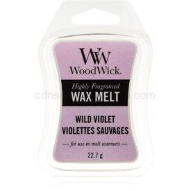 Woodwick Wild Violet vosk do aromalampy 22,7 g
