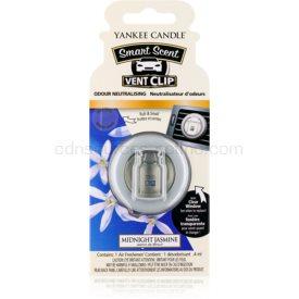 Yankee Candle Midnight Jasmine vôňa do auta 4 ml clip