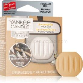 Yankee Candle Seaside Woods vôňa do auta náhradná náplň