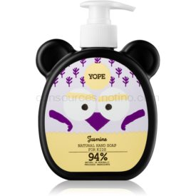 Yope Jasmine tekuté mydlo na ruky pre deti 400 ml