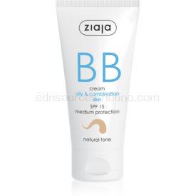Ziaja BB Cream BB krém proti nedokonalostiam pleti Natural Tone 50 ml