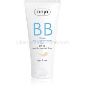 Ziaja BB Cream BB krém proti nedokonalostiam pleti odtieň Light 50 ml