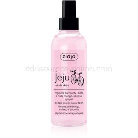 Ziaja Jeju Young Skin osviežujúca hmla na tvár a telo 200 ml