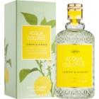 4711 Acqua Colonia Lemon & Ginger eau de Cologne mixte 170 ml