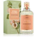 4711 Acqua Colonia White Peach & Coriander kolonjska voda uniseks 170 ml