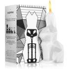 54 Celsius PyroPet HOPPA (Bunny) sveča 17 cm White