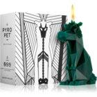 54 Celsius PyroPet DREKI (Dragon) dekorativní svíčka 17,8 cm Green