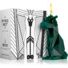 54 Celsius PyroPet DREKI (Dragon) Kerze 17,8 cm Green