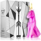 54 Celsius PyroPet EINAR (Unicorn) bougie décorative 20,3 cm Lilac