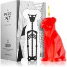 54 Celsius PyroPet VOFFI (Dog) sveča 18 cm Berry