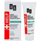AA Cosmetics Help Acne Skin zmatňujúci krém s hydratačným účinkom