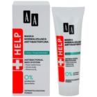 AA Cosmetics Help Acne Skin antibakterielle Maske zur Normalisierung der Haut
