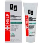 AA Cosmetics Help Acne Skin zklidňující noční krém s regeneračním účinkem