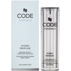 AA Cosmetics CODE Sensible Hydro Profuse nočná hydratačná maska pre citlivú pleť