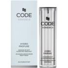 AA Cosmetics CODE Sensible Hydro Profuse ενυδατική μάσκα νύχτας για ευαίσθητη επιδερμίδα
