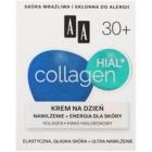 AA Cosmetics Collagen HIAL+ hidratáló nappali krém 30+
