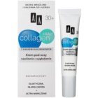 AA Cosmetics Collagen HIAL+ хидратиращ и изглаждащ очен крем 30+