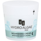 AA Cosmetics Hydro Algae Blue hydratisierende und nährende Creme