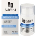 AA Cosmetics Men Intensive 50+ crema rimodellante effetto nutriente