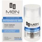 AA Cosmetics Men Intensive 50+ siero contro l'invecchiamento della pelle