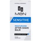 AA Cosmetics Men Sensitive hidratáló borotválkozás utáni balzsam