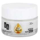 AA Cosmetics Oil Infusion2 Argan Marula 30+ Night Nourishing Cream with Anti-Ageing Effect